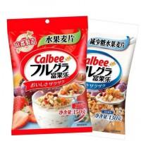 卡乐比网红水果麦片坚果燕麦混合营养早餐冲饮即食