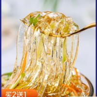 饭团妈妈海草  海藻凉粉0脂卡350g