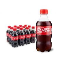 可口可乐汽水  可口可乐300ml*12瓶/箱
