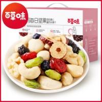 百草味每日坚果  妈妈款混合果仁750g