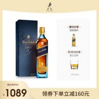 Johnnie Walker 苏格兰威士忌单瓶750ml