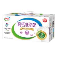 伊利  高钙低脂牛奶250ml*24盒/箱
