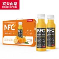 农夫山泉    NFC果汁鲜榨饮料300ml*10瓶