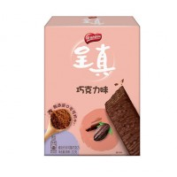 雀巢呈真   仙气威化巧克力威化饼干食品15条