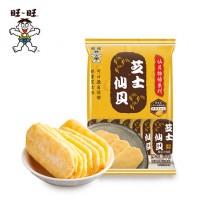 旺旺  芝士仙贝84g*4零食小吃饼干