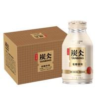 农夫山泉 炭仌咖啡低糖拿铁270ml*6瓶