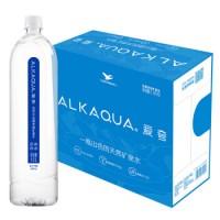 统一 爱夸 长白山天然矿泉水1.5L*8瓶