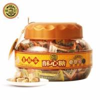 徐福记    酥心糖桶混合味酥糖600g