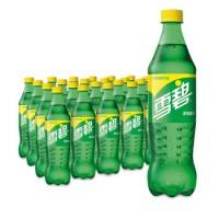 雪碧 柠檬味汽水600ml*24瓶