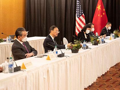 杨洁篪在中美高层战略对话开场白中阐明中方有关立场