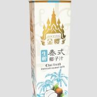 金樱 1000ml 方盒装 生榨椰子汁 火爆招商